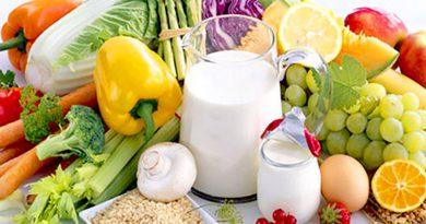 Benefits of natural food