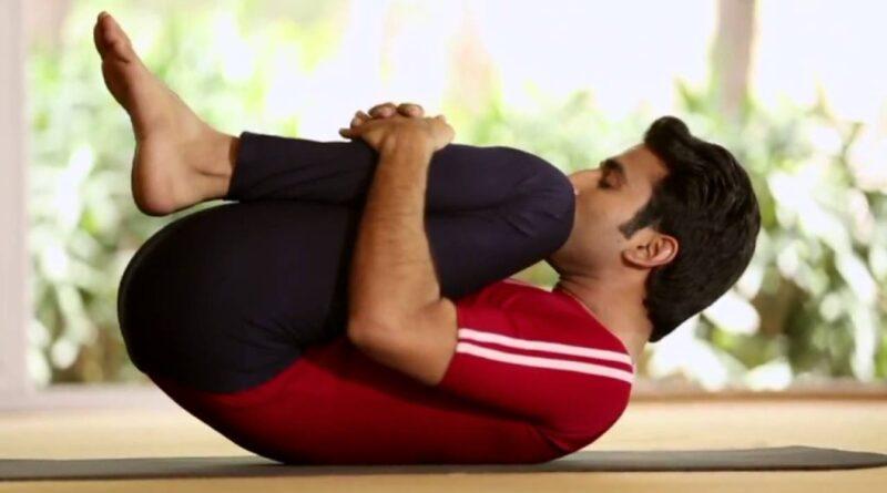 Benefits of Pavanamukthasana