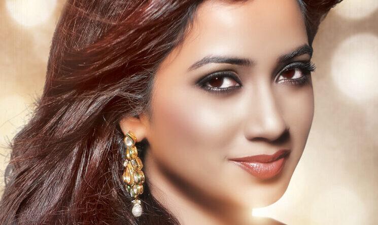 queen of heartwarming melodies, annaimadi.com,Shreya Ghoshal,Indian playback singer,best playback singer