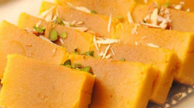 mysorepak recipe,annaimadi.com,mysorepak,sweet recipe,tasty sweets,மைசூர்பாகு,மைசூர்பாகு செய்யும் முறை